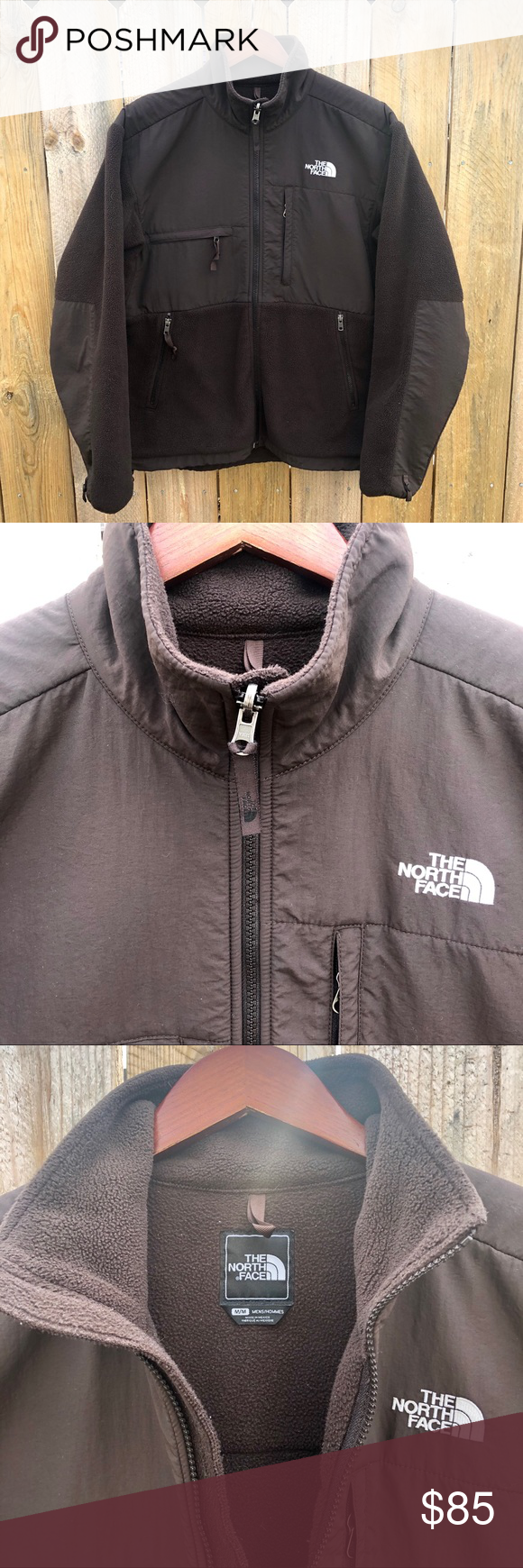 3d6ddc52d The North Face ] Chocolate Brown Denali Jacket in 2018 | My Posh ...