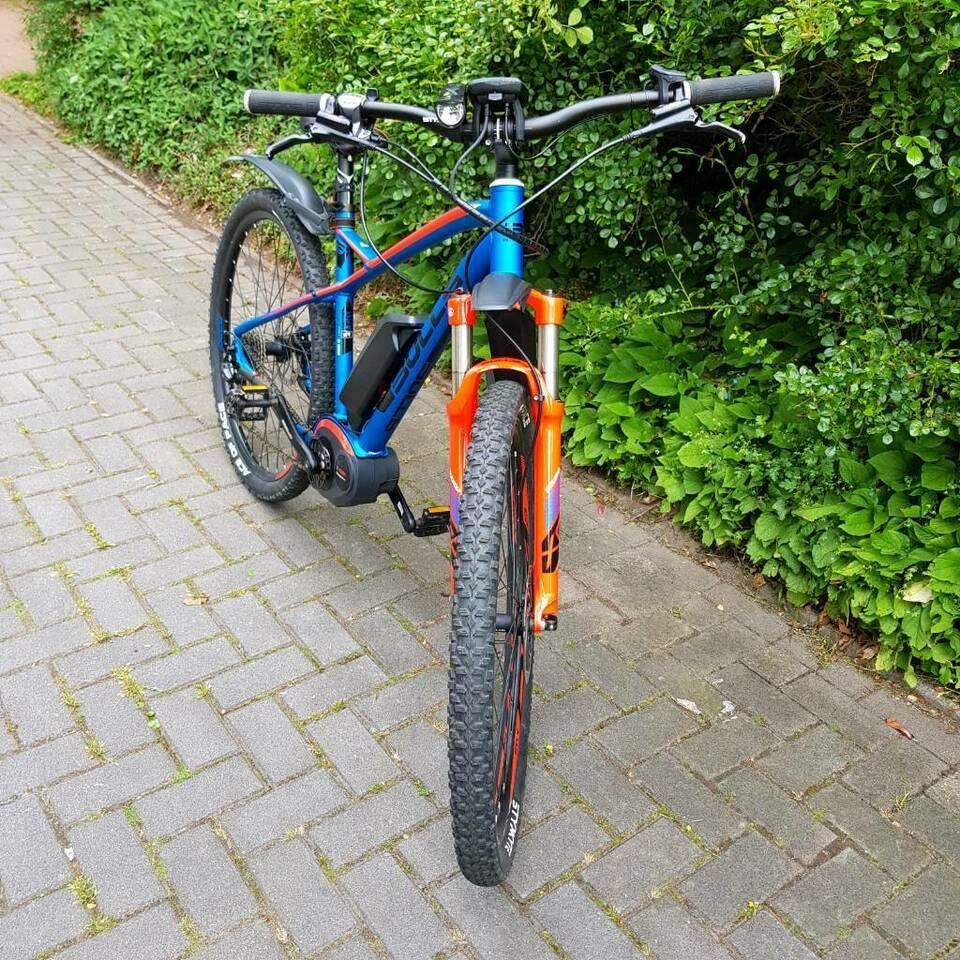 Bulls Twenty9 E 1 Herren Mtb E Bike In Niedersachsen Filsum E Bike Mtb Herrin
