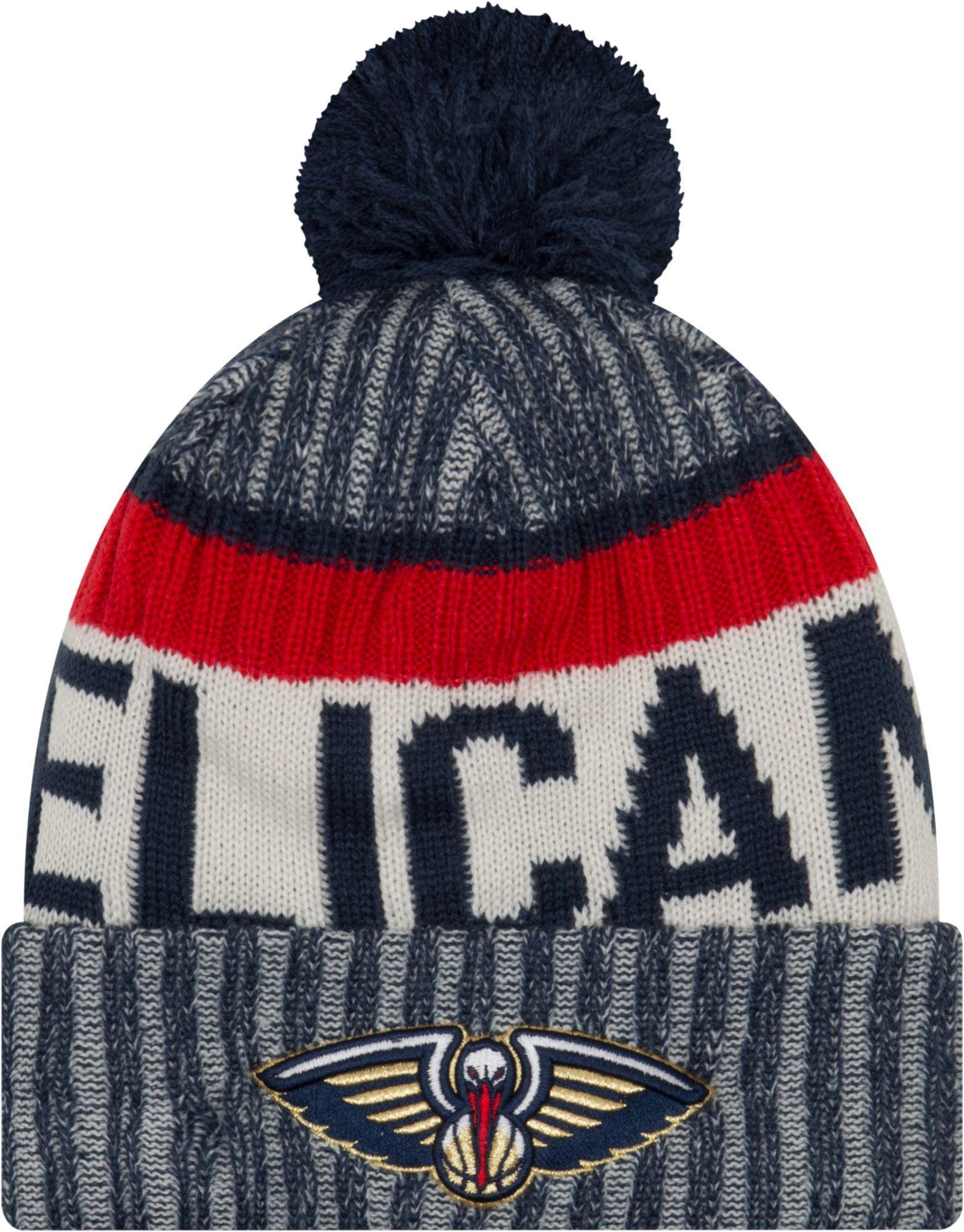 7700a5cdbdd New Era Men s New Orleans Pelicans Knit Hat