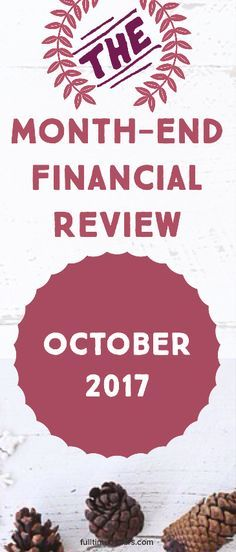 ii tracking finances i millennial money i monthly finances i