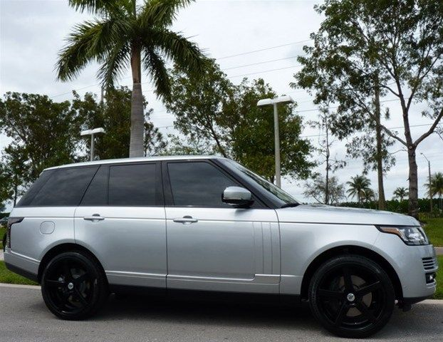 36 Used Cars For Sale In West Palm Beach Pre Owned Land Rover Suvs Land Rover Range Rover Dream Cars