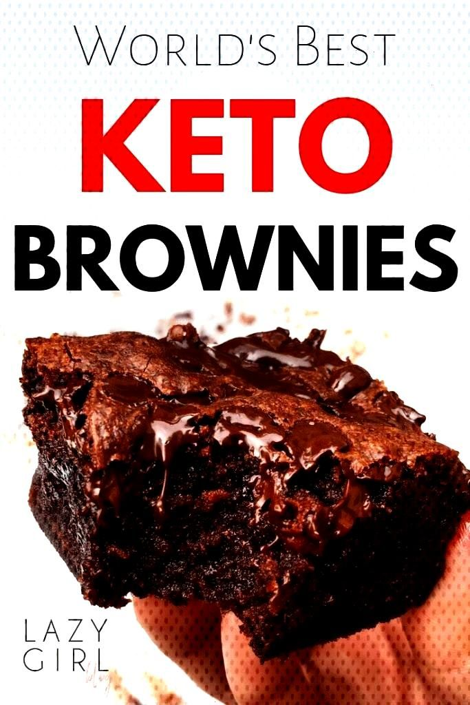 Best Keto Brownies - Lazy Girl -World's Best Keto Brownies - Lazy Girl -  Move over, Haribo! These
