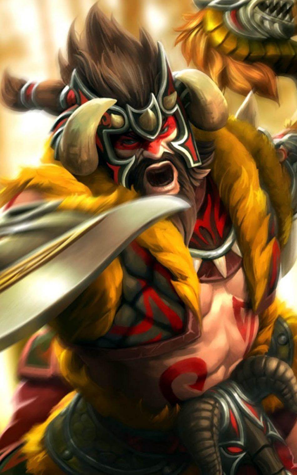 Beastmaster Dota 2 Dota 2 Dota 2 Wallpaper Defense Of The Ancients