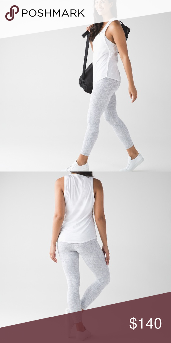 3804e74fe76e5 NWT Lululemon High Times Pant NWT Lululemon High Times Pant, wee are from  space nimbus battleship, size 6. Price is firm, will sell for less  elsewhere ...