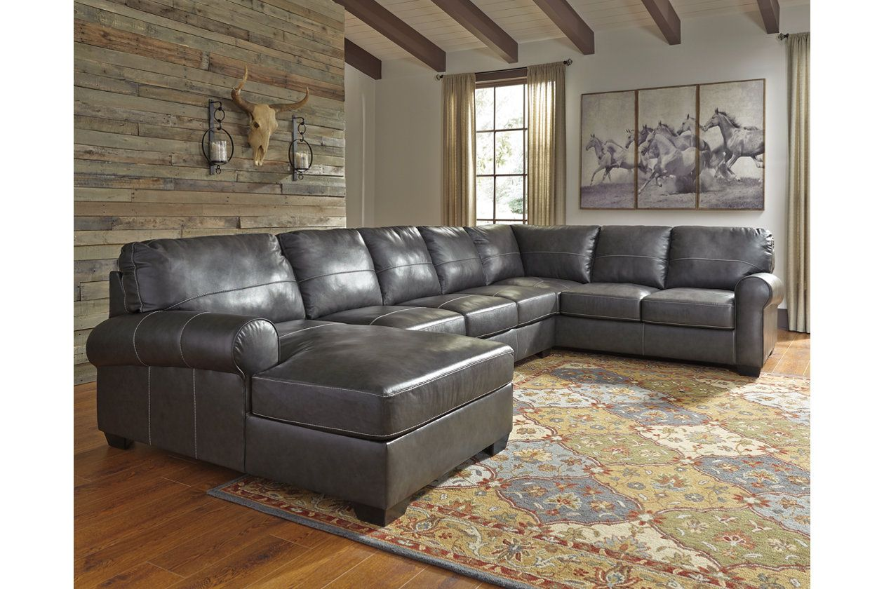 Norphlet 3 Piece Sectional | Ashley Furniture HomeStore
