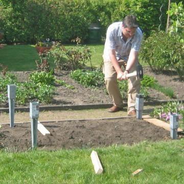 tomatenhaus selber bauen garten pinterest hydrangea garden garden projects und garden. Black Bedroom Furniture Sets. Home Design Ideas