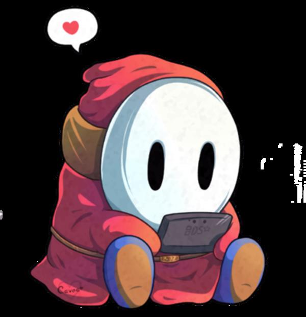 Ds Shy Guy Shy Guy Shy Guy Super Mario Art Mario Art