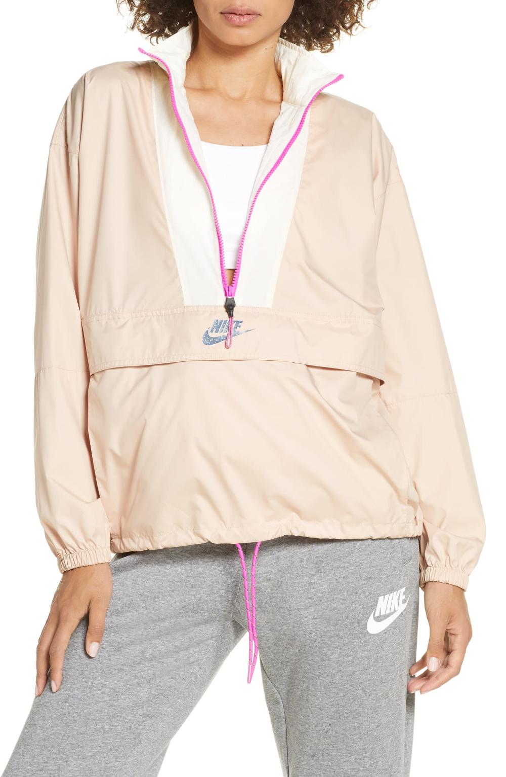 Nike Sportswear Icon Clash Half Zip Jacket Nordstrom in