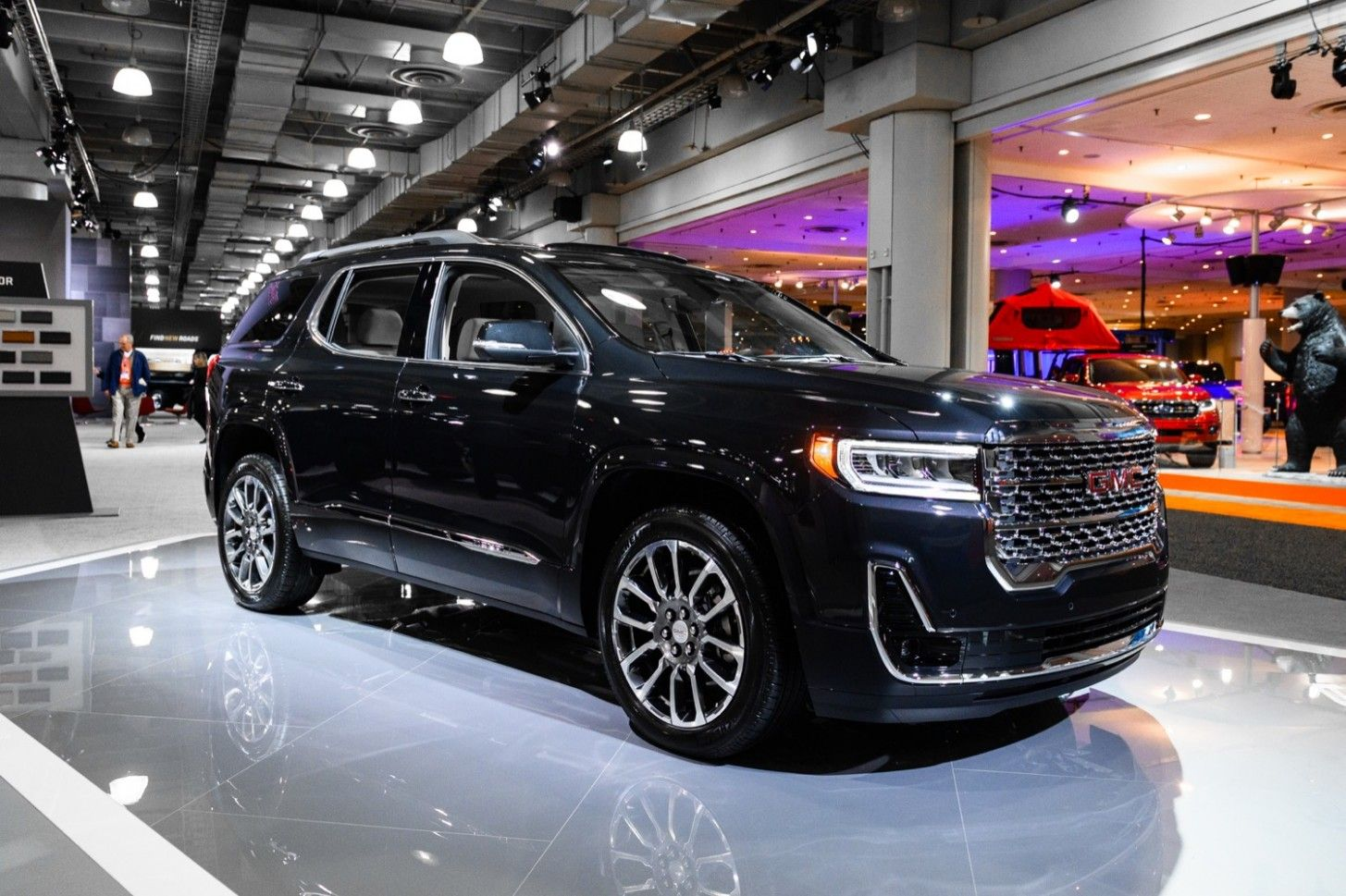 2020 Gmc Acadia Denali Wallpaper In 2020 Acadia Denali Gmc Mid