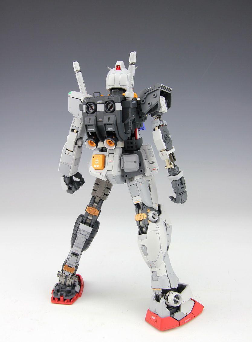 RX-78 T 《Wonder Factory》MG RX-78-2 ver3.0加小惠子