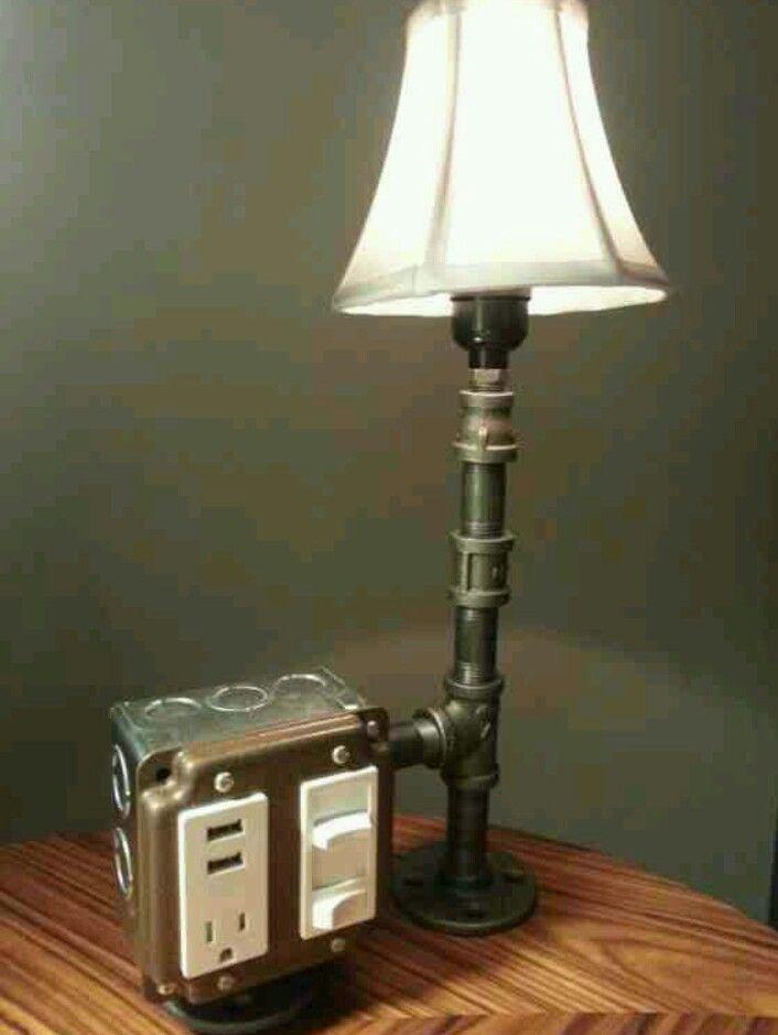 pin von david gomez auf dg 39 s diy projects pinterest selber bauen beleuchtung und lampen. Black Bedroom Furniture Sets. Home Design Ideas