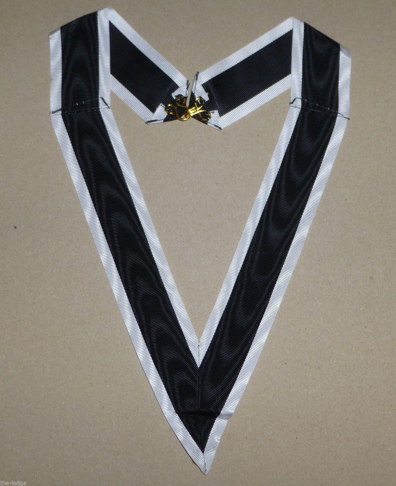 masonic knights of malta great priory collarette ebay knights