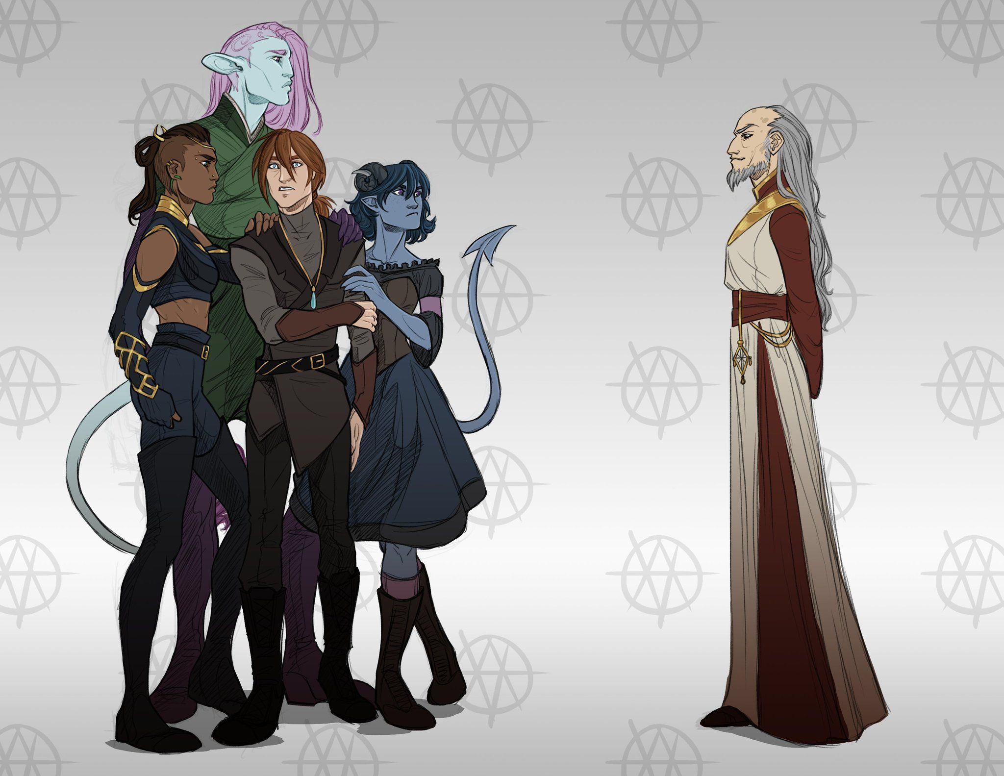 Cameron On Twitter Critical Role Characters Critical Role Critical Role Fan Art