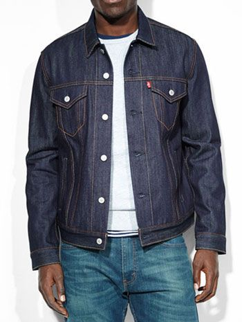 1000  images about Men&39s Classic Denim Jackets on Pinterest | Buy