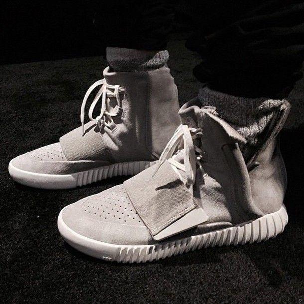 Trendy High Top Sneakers Sepatu Kets Sepatu Pria