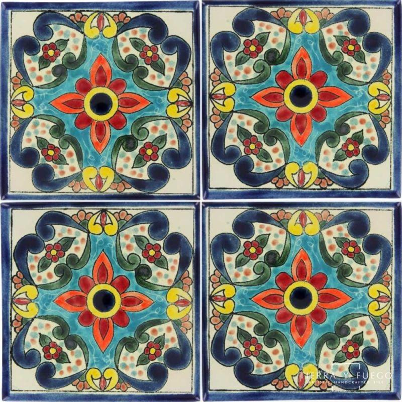 Tuxtepec 2 Terra Nova Hacienda Ceramic Tile Ceramic Tiles Hacienda Ceramics