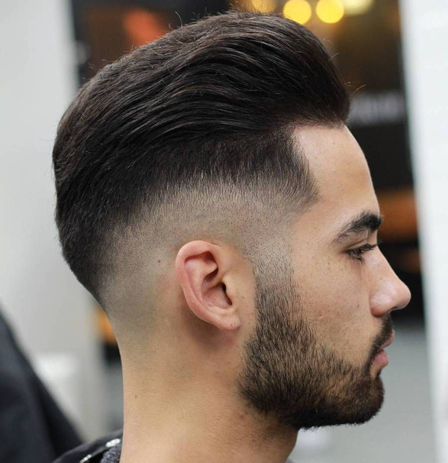 Long Top With Drop Fade Drop Fade Haircut Fade Haircut Drop Fade