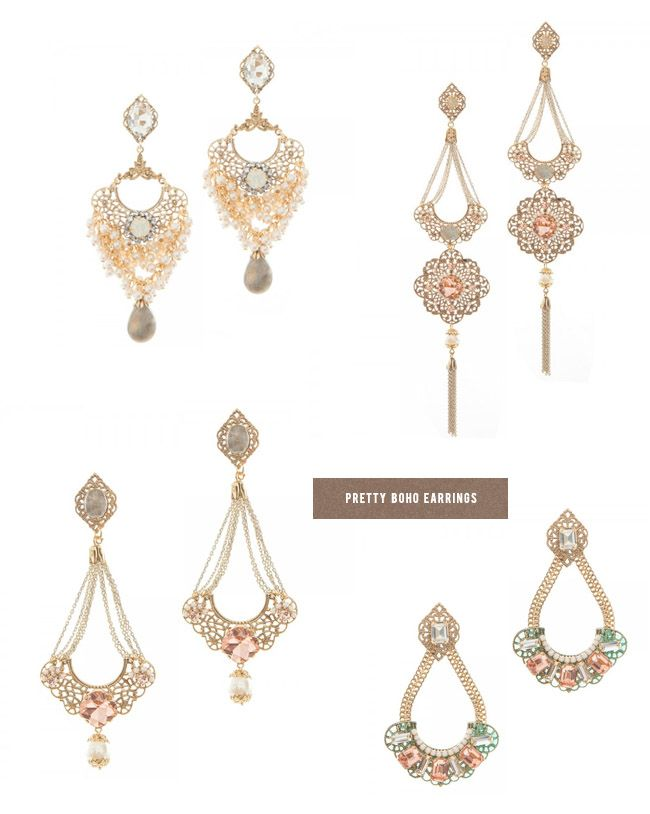 Beautiful Jewelry for Your Wedding with Delilah K Boho Wedding