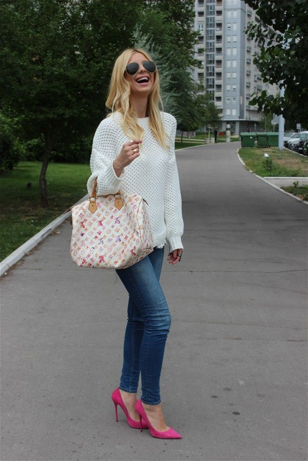 08579d78173 20 Amazing Outfit Ideas by Famous Fashion Blogger Zorana Street Style 2014
