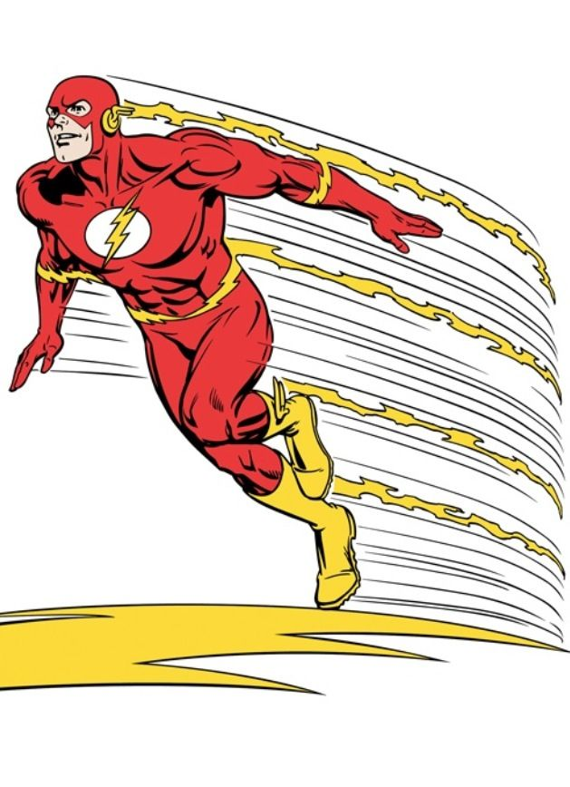 The Flash Flash Comics Flash Characters Dc Comics Artwork