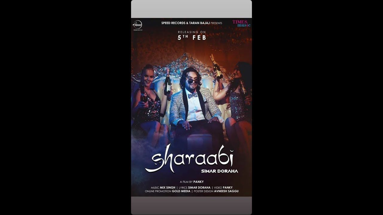 Sharaabi Song Mp3 Song Download In Punjabi By Simar Doraha 2020 In 2020 Mp3 Song Mp3 Song Download Songs