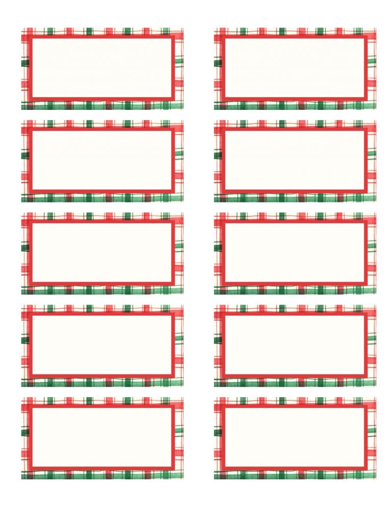 Avery Christmas Label Templates Fresh Christmas Tag Templates Printable Label Templates Christmas Labels Template Christmas Return Address Labels