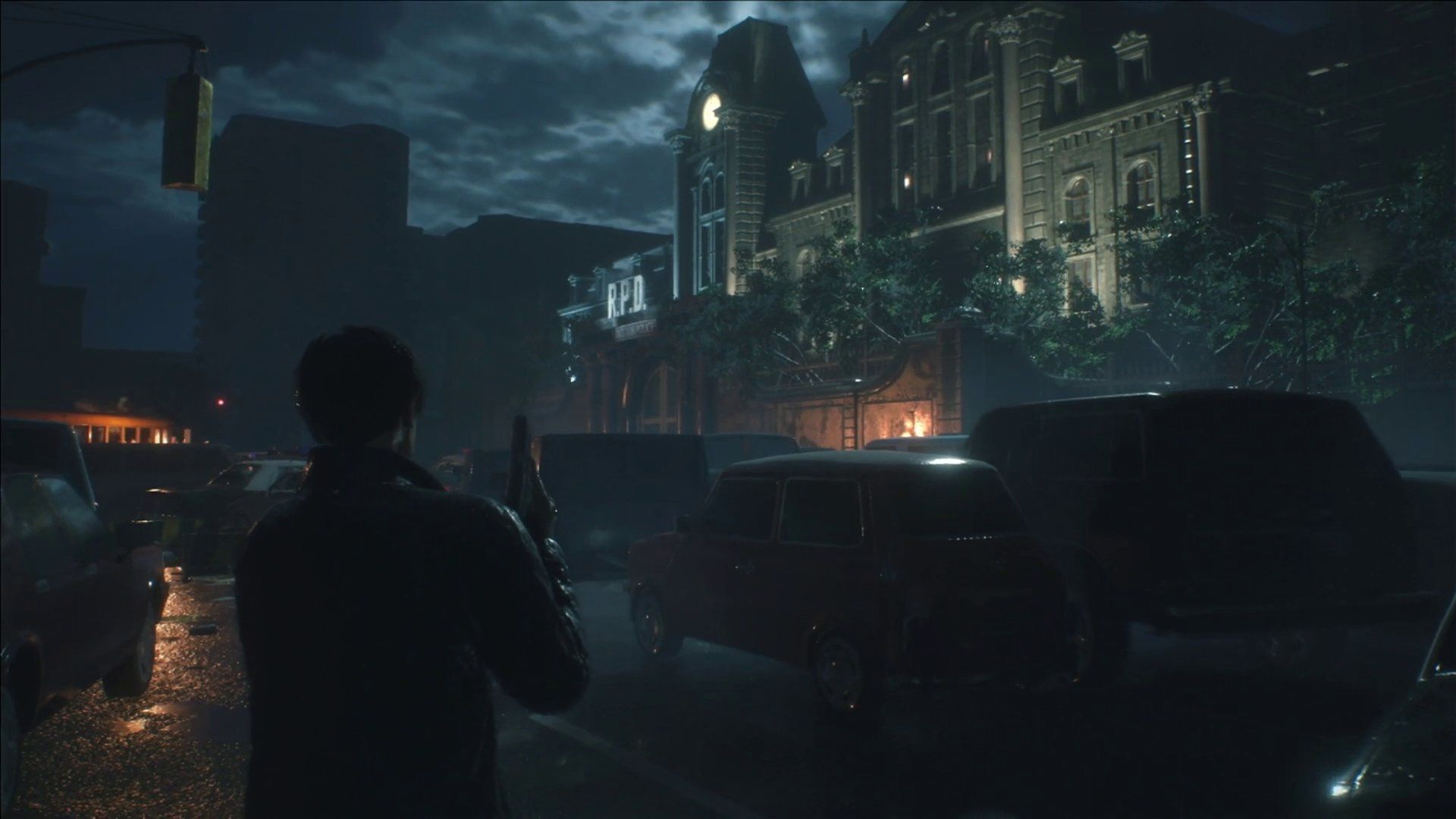 Resident Evil 2 Remake Leon With Images Resident Evil