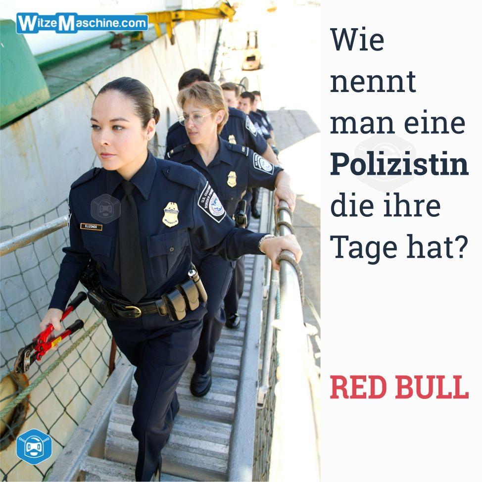polizeiwitze polizistenwitze red bull lustiges. Black Bedroom Furniture Sets. Home Design Ideas