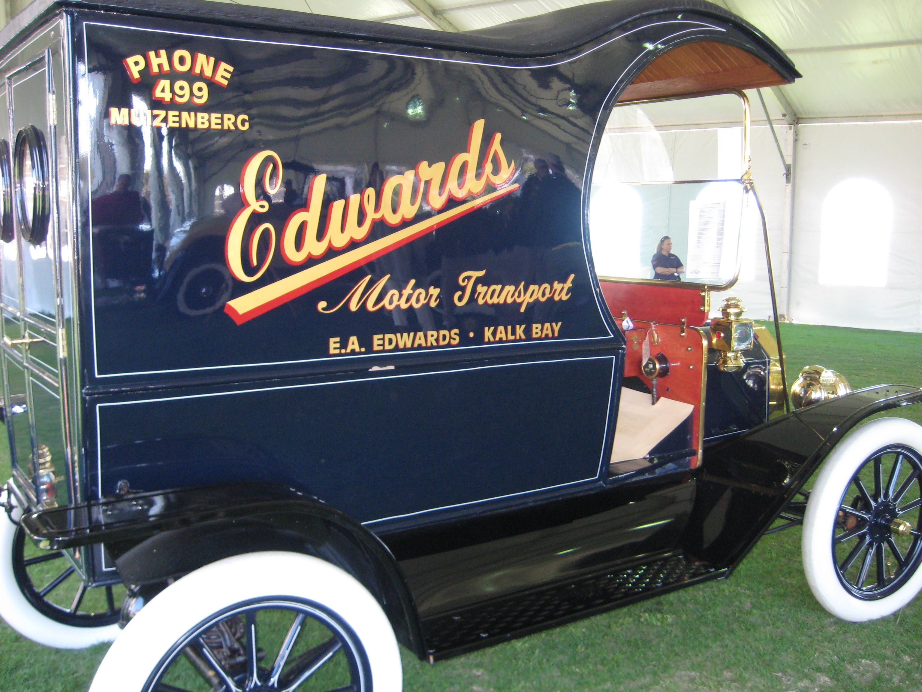 1913 Ford Model T C-Cab delivery car & 1913 Ford Model T C-Cab delivery car | Gorgeous Cars | Pinterest ... markmcfarlin.com
