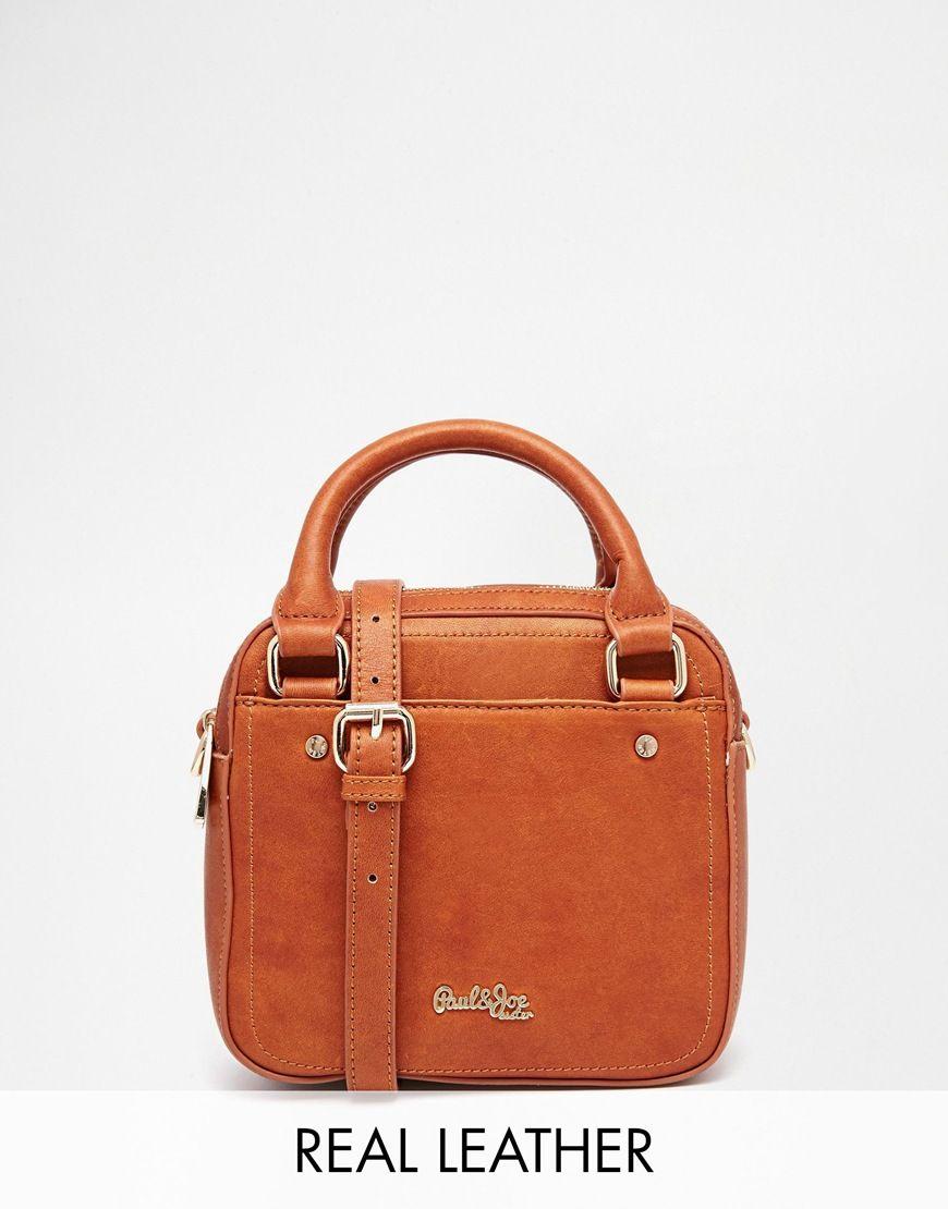 Image 1 Of Paul Joe Sister Retro Grab Bag With Optional Shoulder Strap
