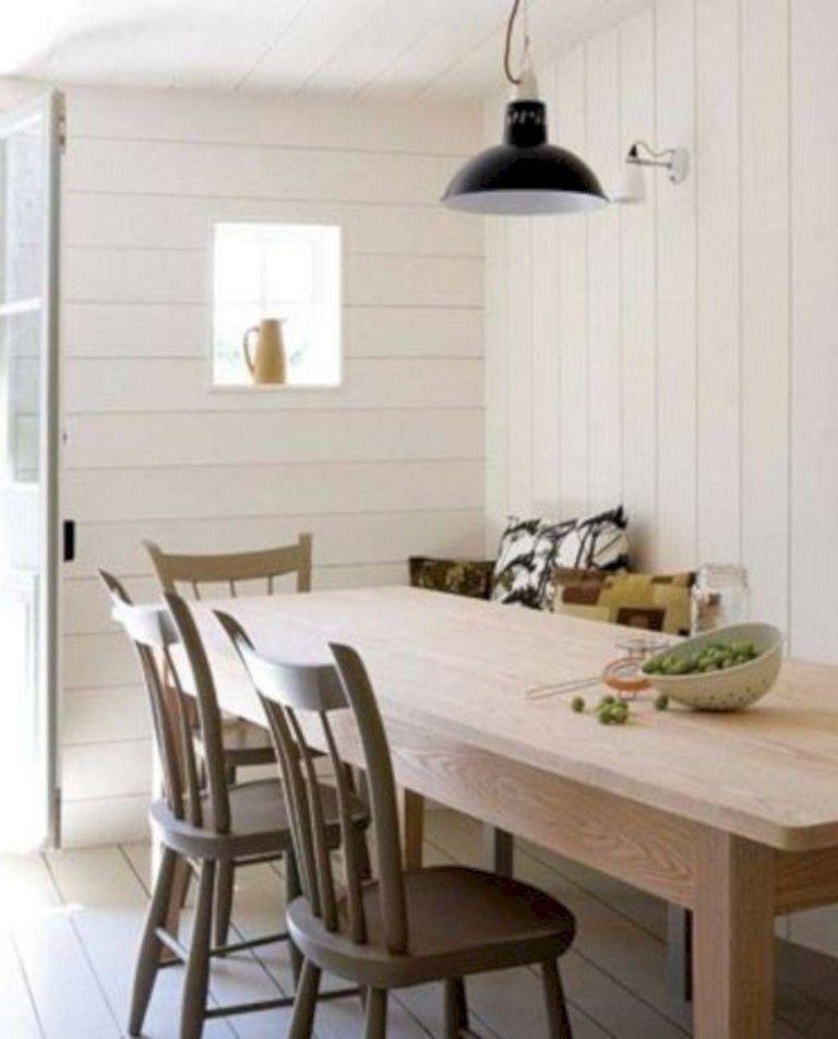 40 Uncomplicated Vintage Dining Room Lighting Decor Ideas Homedecor Dinning Creativeideas
