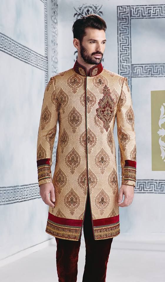 Here Is the Brand New Wedding Collections Just For You !!  #ShriSanskrutiWeddingHouse - Ethnic Designer Collection for Men  Follow us on twitter: https://twitter.com/SanskrutiHouse