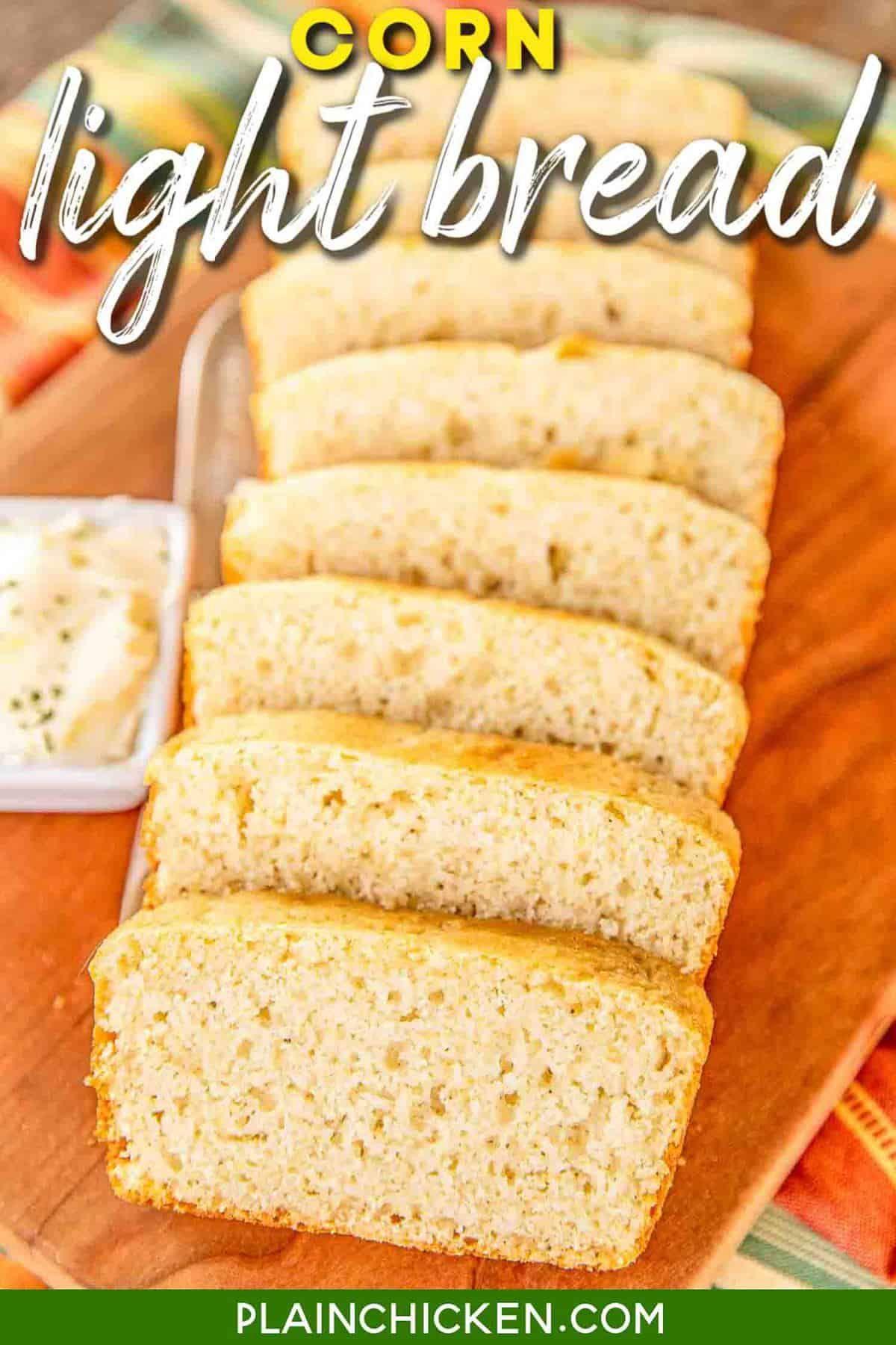Corn Light Bread Tastes Just Like The Cracker Barrel 039 S Cornbread Yum Flour Cornmeal Sugar Baking In 2020 Corn Bread Recipe Sweet Cornbread Banana Nut Bread