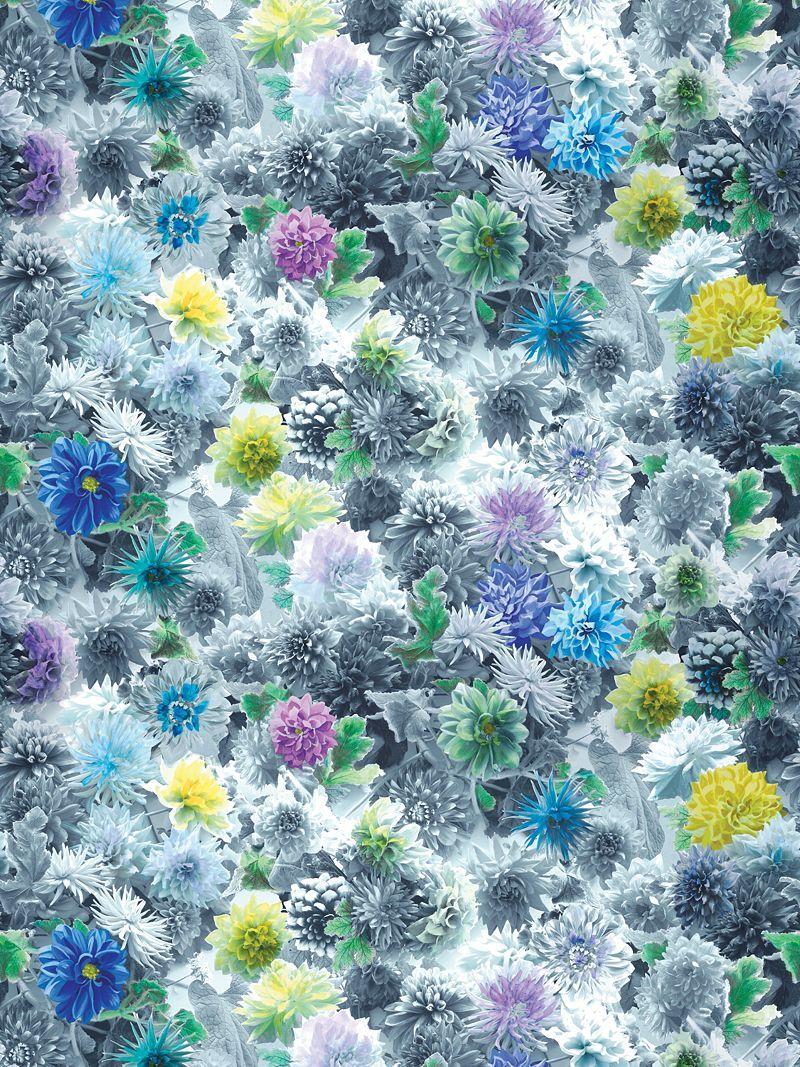Designers guild mariedal wallpaper wallpaper pinterest textiles y papel - Designers guild telas ...