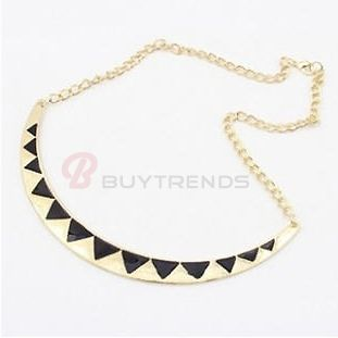 Western Hot Sale Half Moon Necklace on buytrends.com