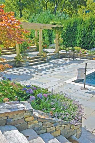 LandscapeOnline.com :: Article : Wishing Well in the Berkshires