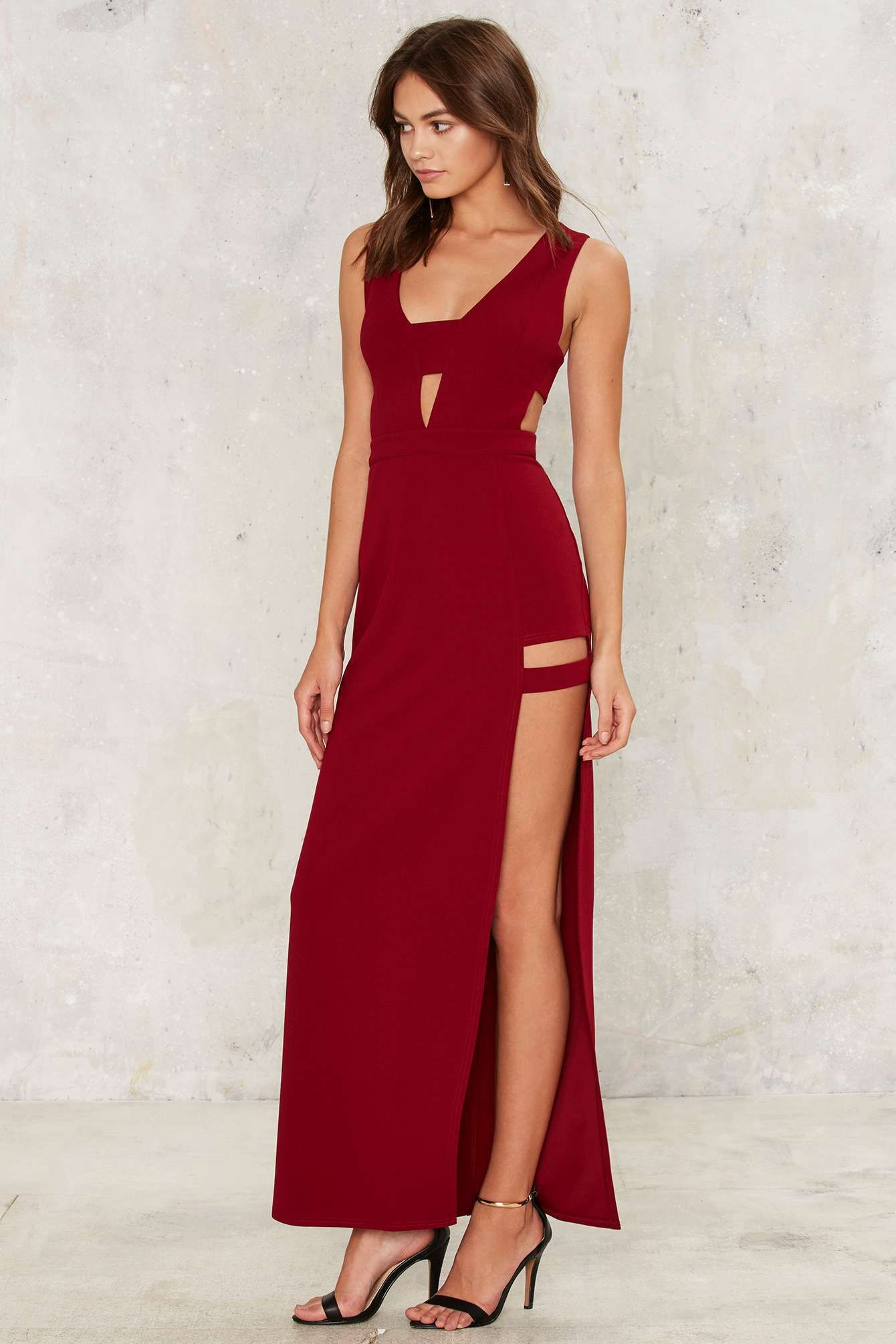Twilight Zone Cut-Out Dress | Shop Clothes at Nasty Gal! | F. Store ...