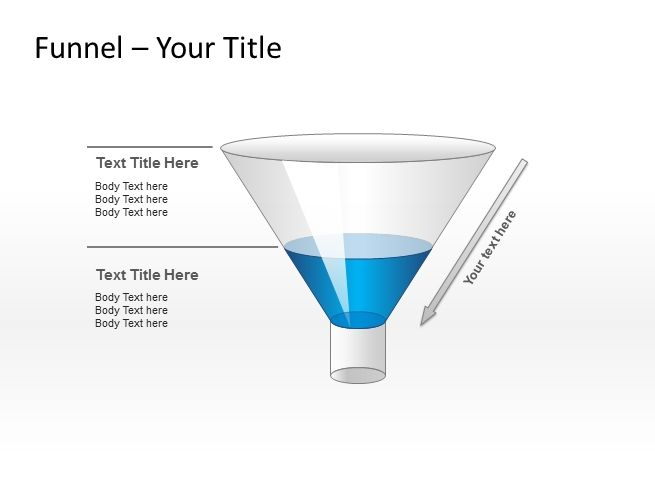 Funnel Diagram PowerPoint Template #PowerPoint #\u2026 Business