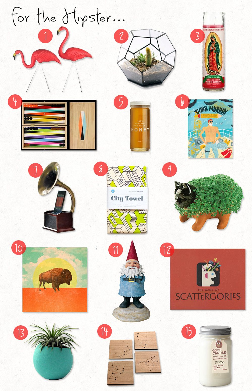 15 Perfect housewarming gift ideas for the Hipster! | Gifts ...