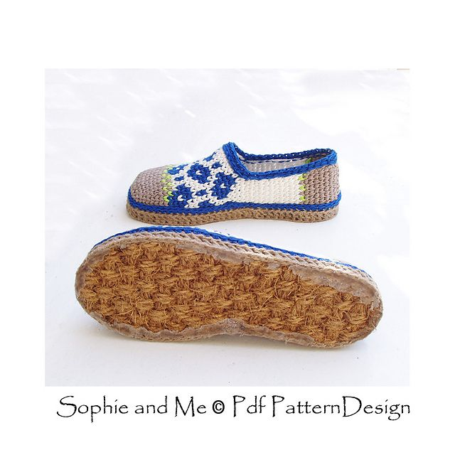 e8da6c89fd1e66 Ravelry  DOOR-MAT SOLES pattern by Sophie and Me-Ingunn Santini €4.50 EUR  about  4.97