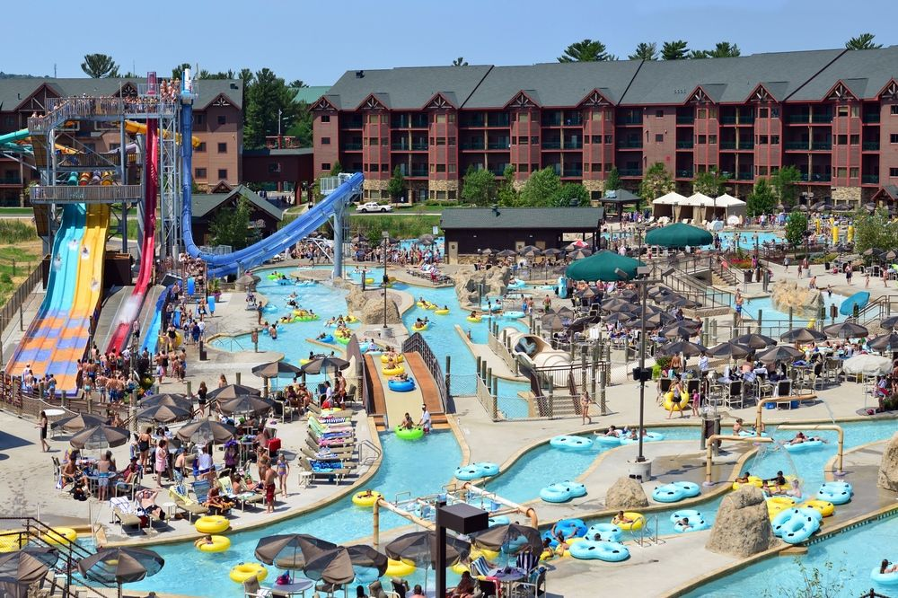 Wisconsin Dells Golf Wisconsin Dells Resort: Wilderness Hotel & Golf Resort, Wisconsin In 2019