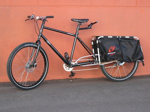 Zize Xtracycle Conversion Transportation Cycles Bike Accesories Xtracycle Cargo Bike