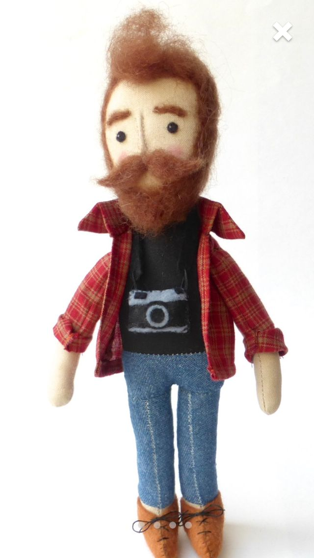 Hipster Dude.