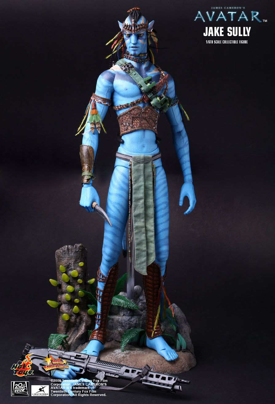 Hot Toys Avatar Jake Sully 1 6th Scale Collectible