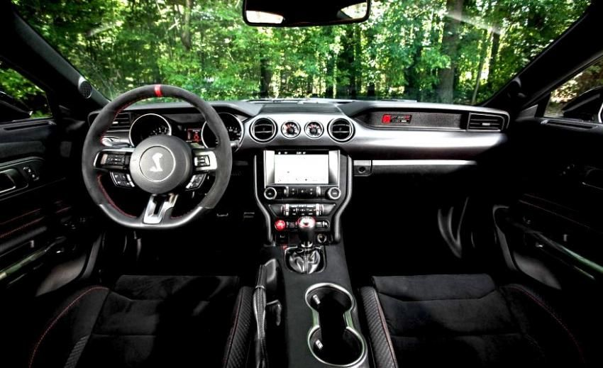2017 Ford Shelby Gt350 Interior >> 2016 Ford Mustang Shelby Gt350 Interior Dashboard All About