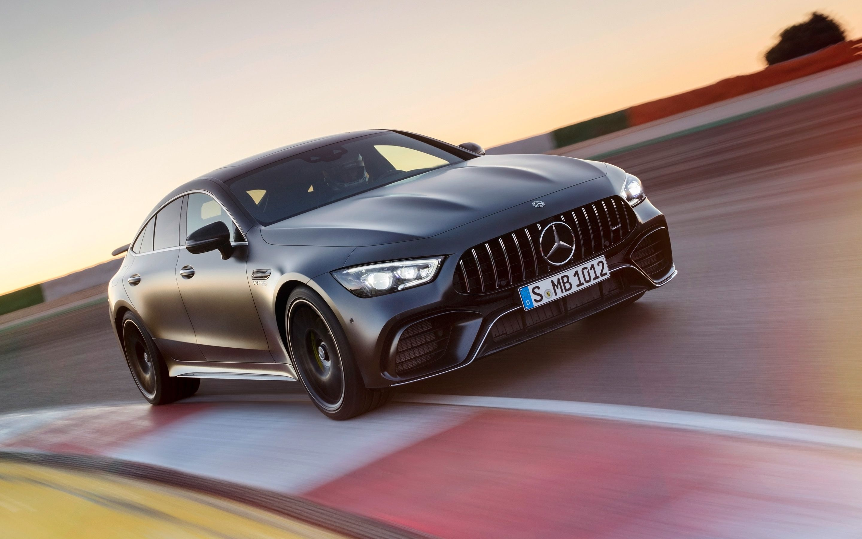 2019 Mercedes Amg Gt 4 Door Coupe Serious Wheels Mercedes Benz