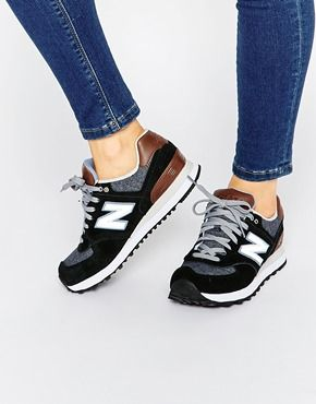 Trainers Shoes Sick Tan Balance Game Shoe New My 574 Black Is amp; PwRPXHq