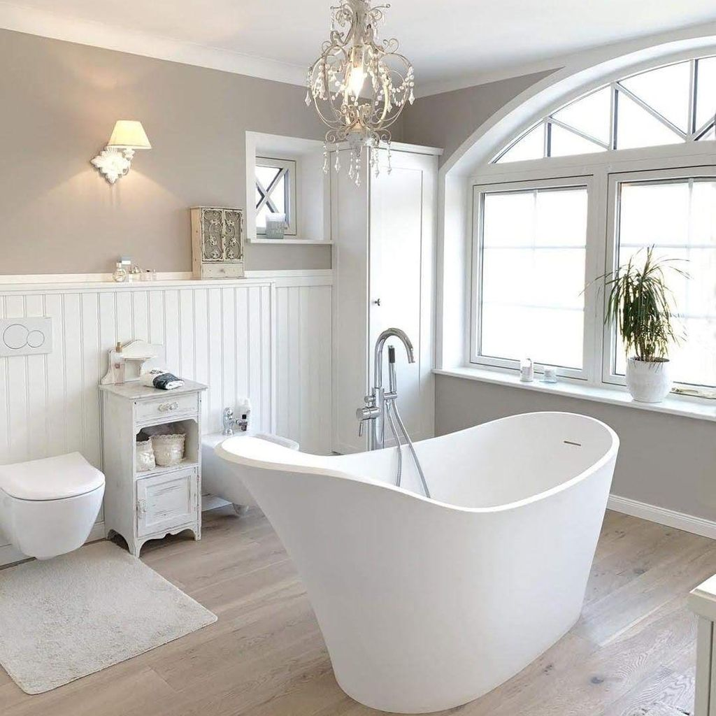 Badezimmer Einrichten Ideen Fur Jede Grosse Helle Badezimmer Vintage Badezimmer Badezimmer