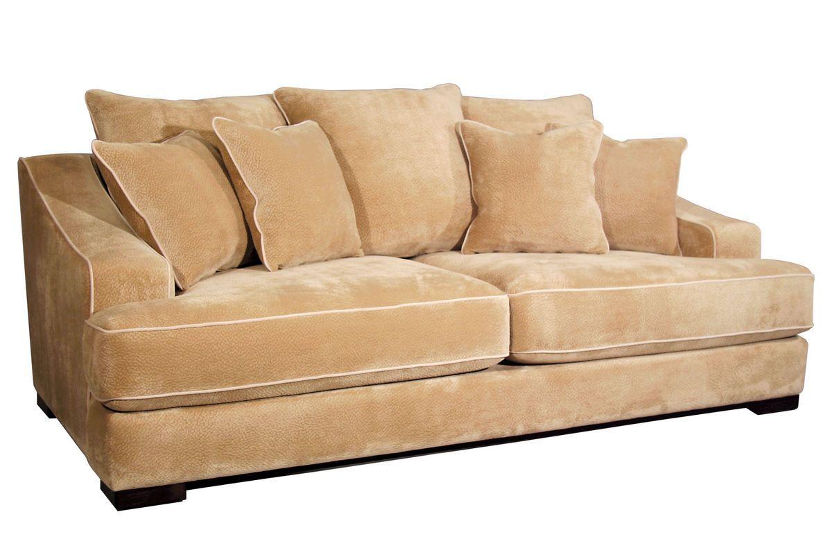 Cooper Microfiber Sofa From Gardner White Furniture
