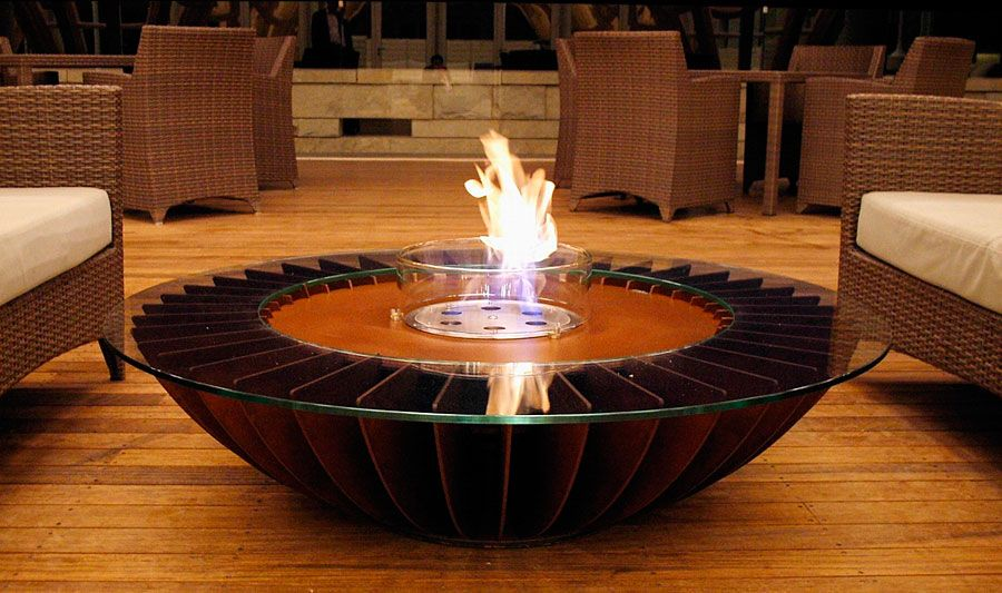 Beautiful Coffee Table Indoor Fire Bowl For The Home Pinterest Fire Bowls Living Room